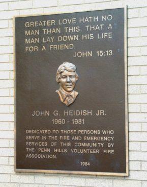heidish-plaque
