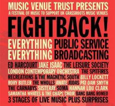 Fightback! Roundhouse Camden