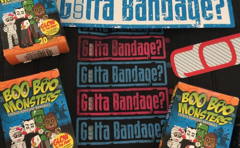 Boo Boo Monsters Bandages Giveaway