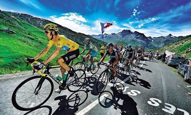 The Mountain Stages and Climbs of the Tour de France 2018   nidski     Le tour de france mountain hill stage