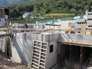 29.09.2016 - Baufortschritt