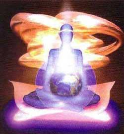 energielichaam Steve Rother en de Groep, mei 2011 God wordt volwassen.
