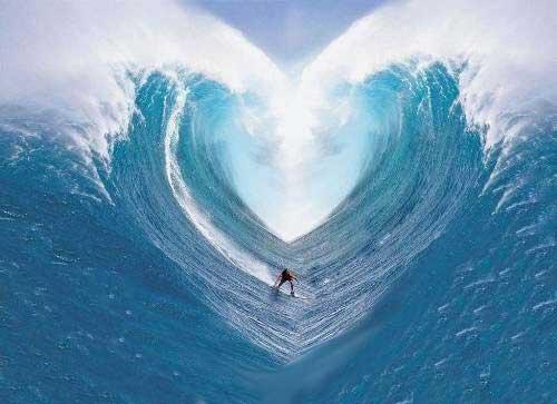 liefdesgolf Het einde van karma en het nieuwe tijdperk van creatie