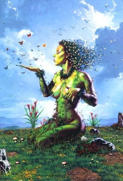 gaia1 1 2014 Een nieuw begin:  Astrologisch jaarartikel van Manuela van der Knaap