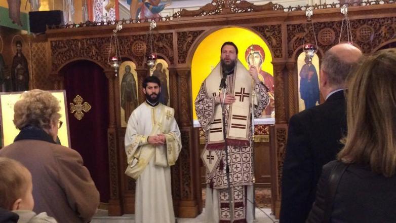 Η Εορτή του Οσίου Πορφυρίου στην Ι.Μ. Νέας Ιωνίας και Φιλαδελφείας