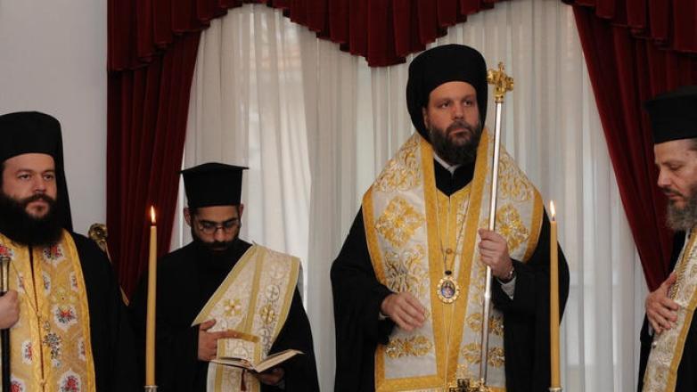 Αγιασμός Σχολής Βυζαντινής Μουσικής της Ι.Μ. Ν. Ιωνίας και Φιλαδελφείας