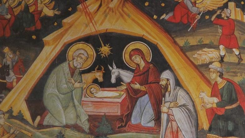 Αγρυπνία παραμονή των Χριστουγέννων στον Ι.Ν. Κοιμήσεως της Θεοτόκου Πρασίνου Λόφου