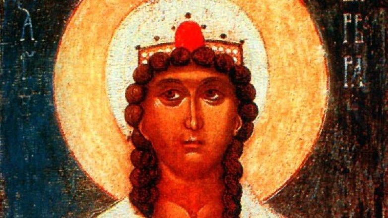 Ομιλία με θέμα: «Η Αγία Βαρβάρα» στον Ι.Ν. Αγ. Γεωργίου Ν. Ιωνίας
