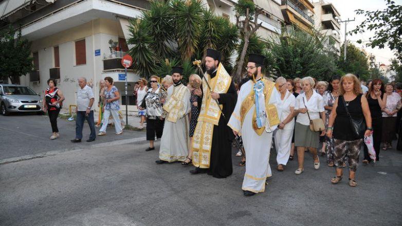 Ιερά Πανήγυρις Αγίας Ευφημίας στη Ν. Χαλκηδόνα