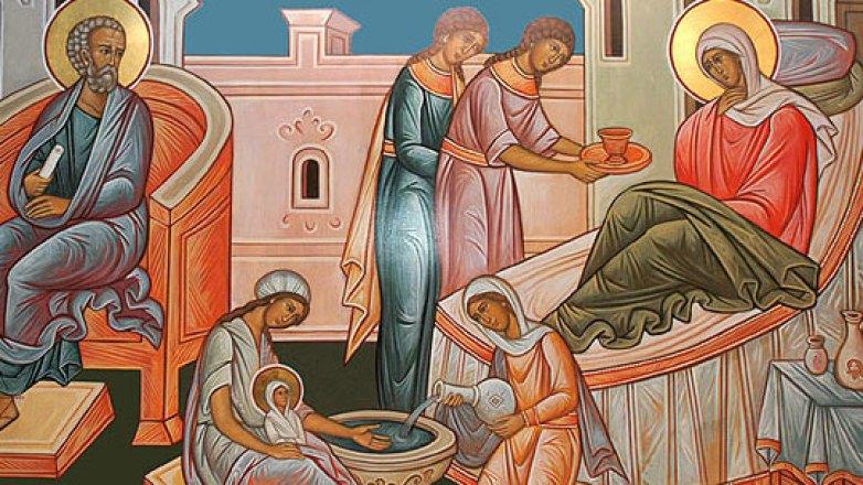 Θεία Λειτουργία στο Ιερό Παρεκκλήσιο Γενεσίου της Θεοτόκου της Μονάδος Φροντίδος Ηλικιωμένων «Παναγία η Ελεούσα»
