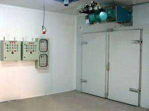 Secador con sistema de calefacción a gas directo