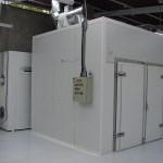 Secador con sistema de calefacción indirecto