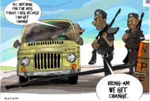 Police Extortion