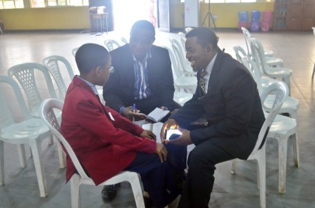 South South Regional Competition, Nigeria Spelling Bee