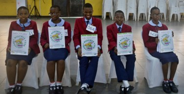 South South National FinalistsNigeria Spelling Bee