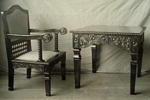 столът