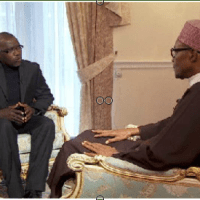 [VIDEO] Buhari grants exclusive #Hausa interview in London