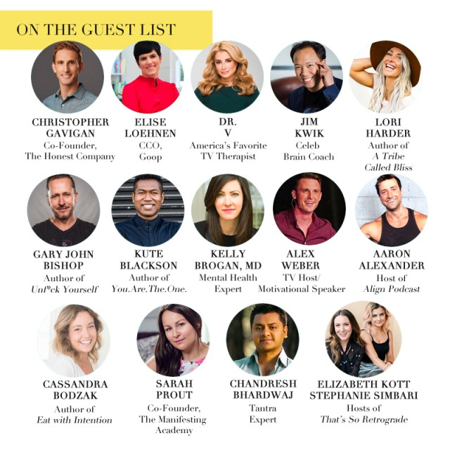 adulting podcast guest list with Nikki Sharp, Zack Peter, Lori Harder, Kute Blackson, Goop, Honest Company
