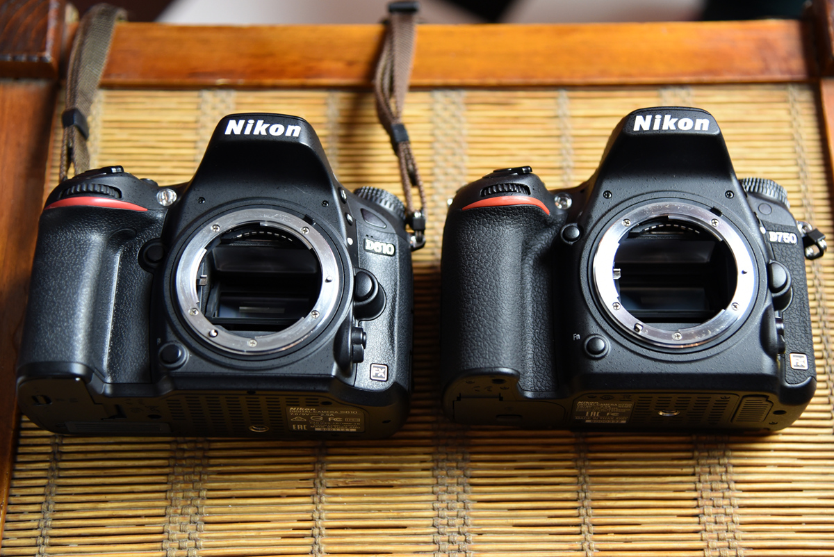 Fullsize Of D610 Vs D750