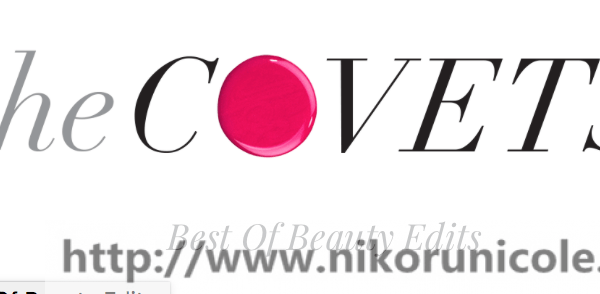 the-covets-beauty-website