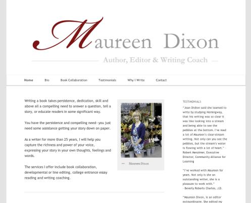 MaureenDixon.com