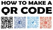 วิธีการสร้าง qr-code