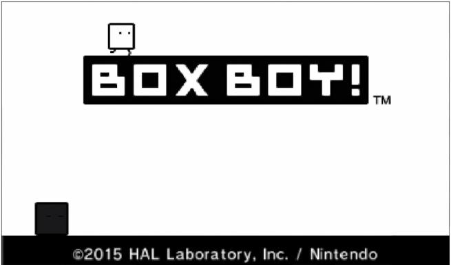 BoxBoy Portada