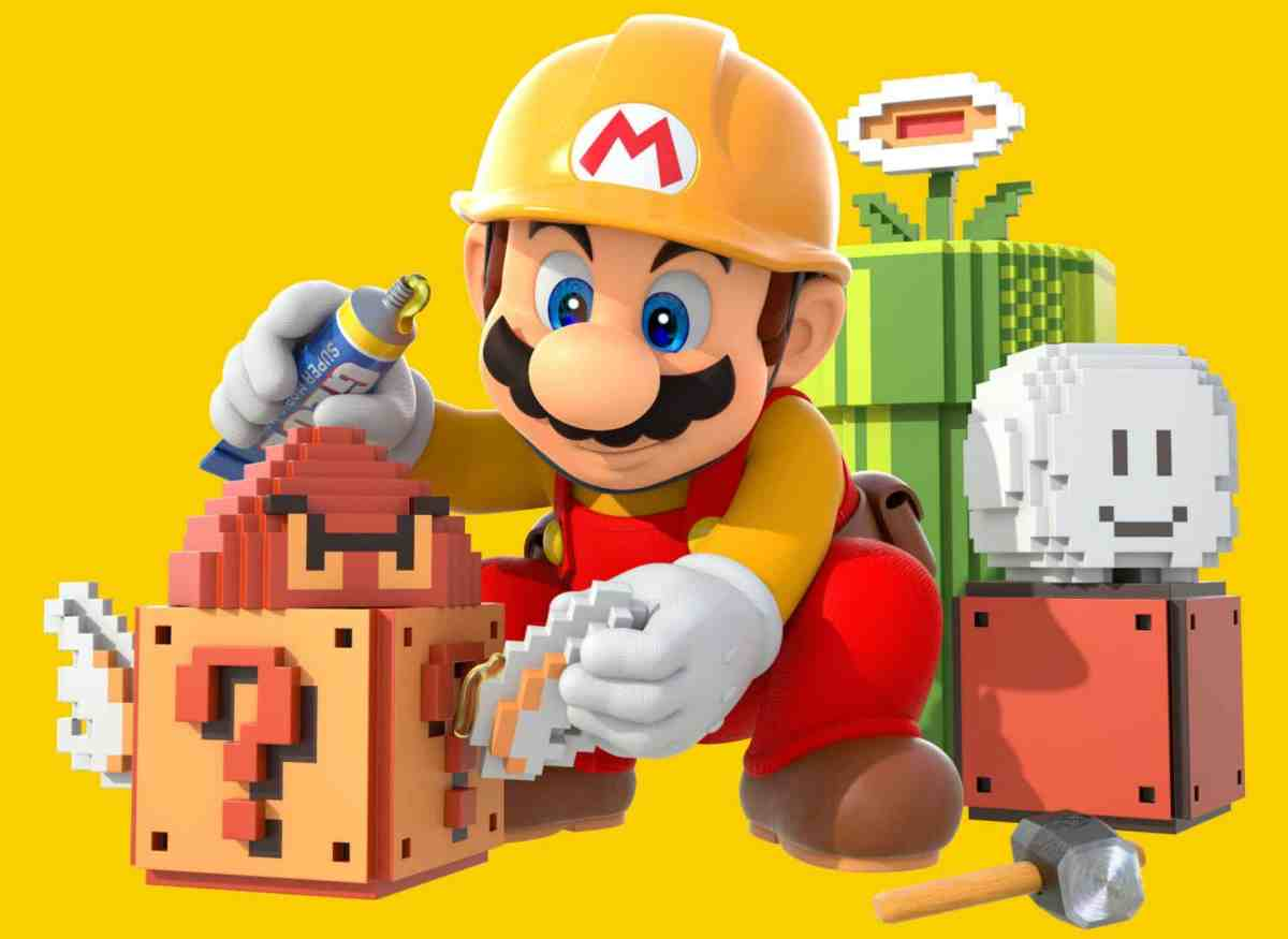 Super Mario Maker Version 1.43 Update Now Available