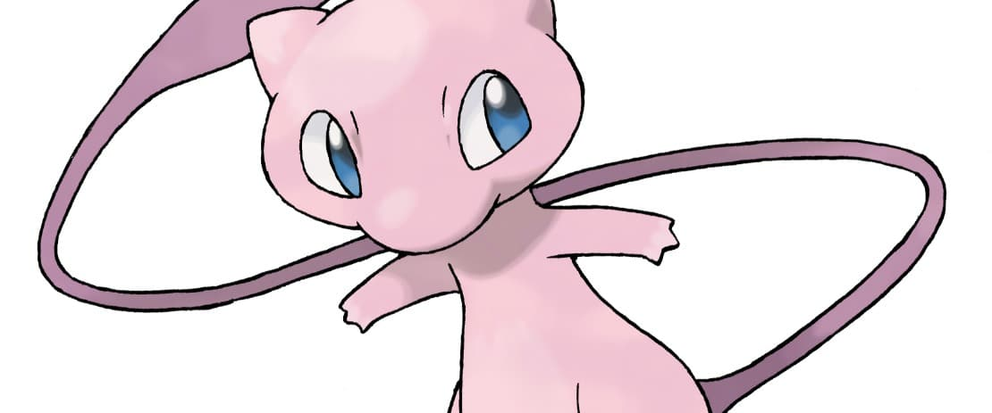 Mew Distribution Returns In June's Pokémon Trainer Club Newsletter