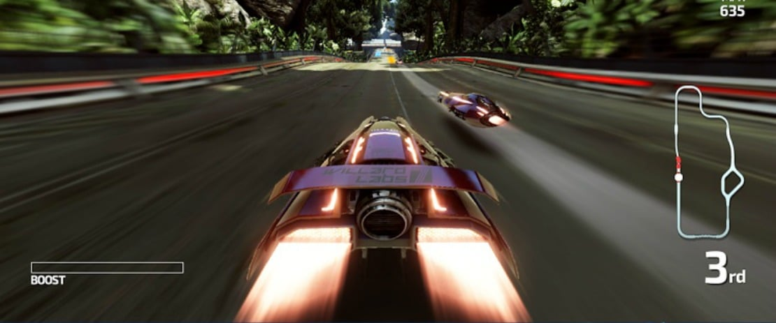 FAST Racing NEO Nintendo NX Port Looks Unlikely