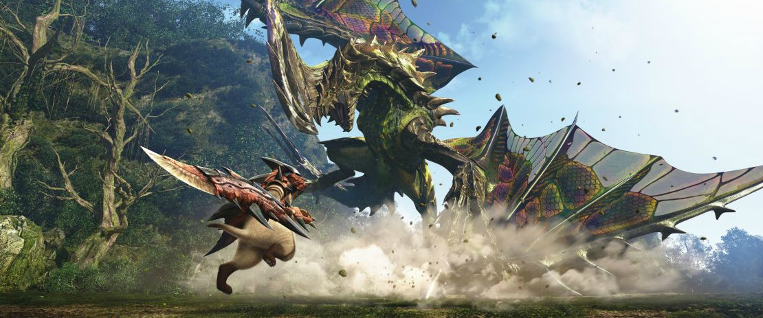 GameStop Reveal Monster Hunter Generations Pre-Order Bonus