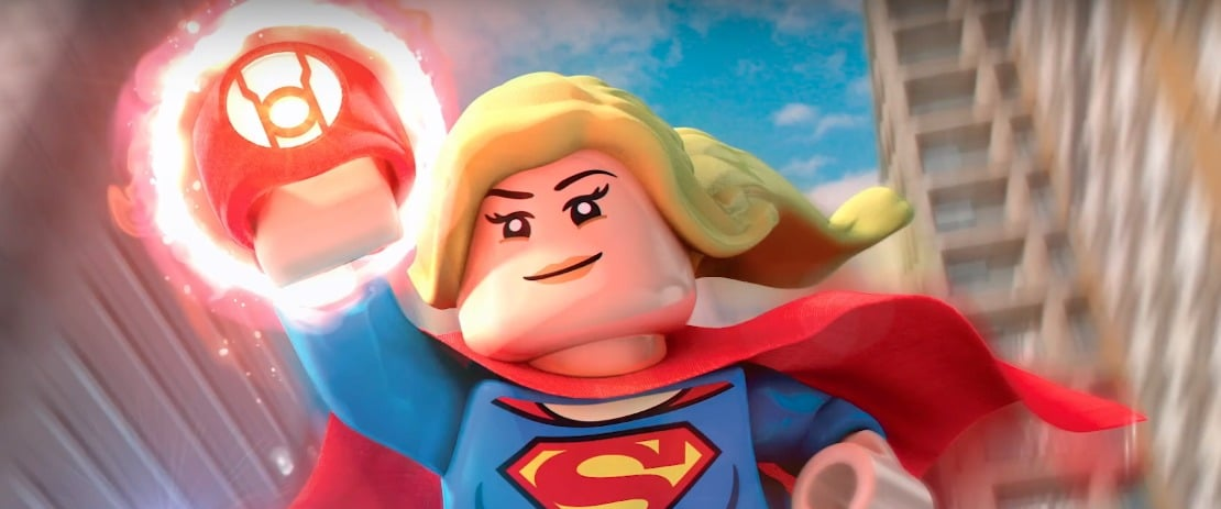 LEGO Dimensions' Supergirl Is A Timed Exclusive