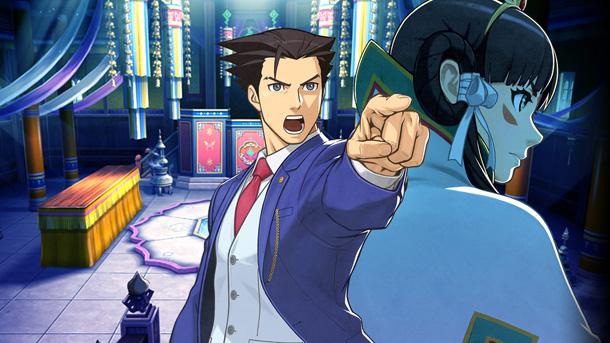 Ace attorney 6