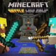 Minecraft Wii U Edition batlle mini game