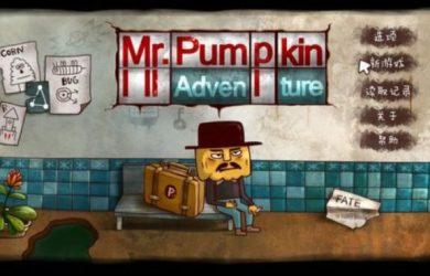 Mr Pumpkin's Adventure