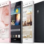 Huawei Ascend P6 Announced - Slimmest Smartphone till now