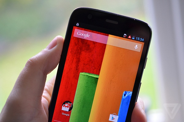 Moto G Price in India