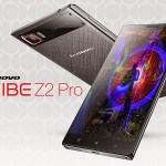 Lenovo Vibe Z2 Pro to Launch in India on October 1