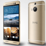 "HTC One M9+ unveiled - Ft. 5.2"" qHD Display & Fingerprint Sensor"