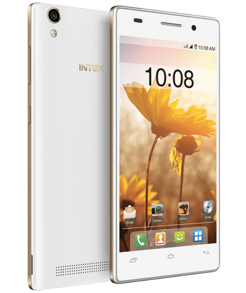 Intex Aqua Power+ introduced at 8,999INR - 5inch screen, 4,000mAh battery & 2GB RAM1