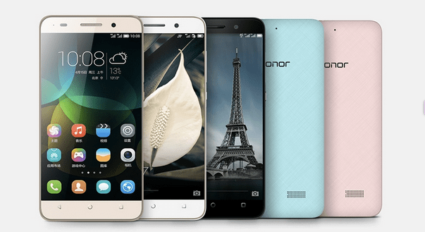 Huawei Honor 4C introduced with 5inch Display; Pricing starts at $129