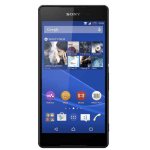 Sony Xperia Z4 details leaks again; a clear press render surfaced