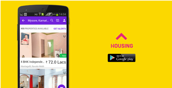 Housing Property App