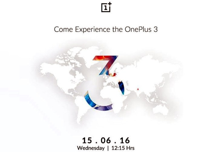OP3 Launch invite