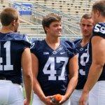 Gay new Penn State football uniform.