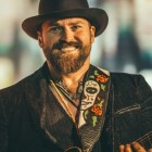 The Zac Brown Band will perform on the Atlantic City Beach on Sept. 1.