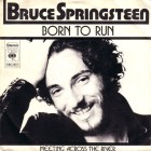 "The cover of Bruce Springsteen's ""Born to Run"" single, recorded in Blauvelt, N.Y."