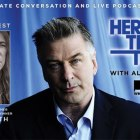 "Alec Baldwin will tape an episode of his ""Here's the Thing"" podcast at the Mayo Performing Arts Center in Morristown in December."