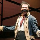 """Josh Carpenter plays Black Stache in """"Peter & the Starcatcher,"""" which is at the Growing Stage in Netcong through Oct. 23."""