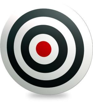 Target no arrows